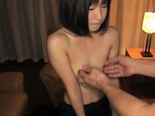 Japanese Girl Got Her Teen Pussy Played With A Sex Toy
